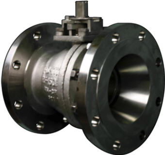 Inexpensive flow control valve for industrial applications