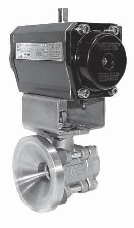 Tank drain ball valves which ensure complete draining of tank