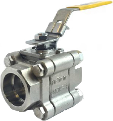 PRO-MAX Inexpensive Fire Safe Ball Valve