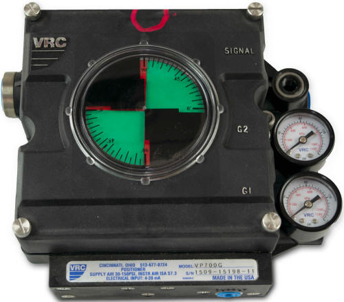 Pneumatic and Electro-Pneumatic Valve Positioner