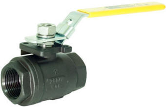 FUSION 1-piece fire safe ball valve