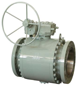Engineered Trunnion Mounted Ball Valves for Oil and Gas Pipelines